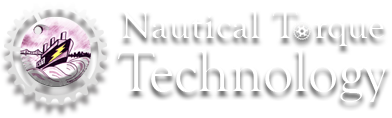 Nautical Torque Technology Branding Logo